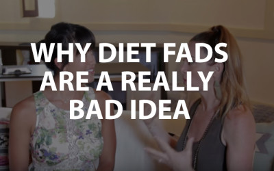 why fad dieting is bad If you can lose weight from a fad diet, why not embrace it lots of reasons, actually fad diets come up from time to time, each promising fast and significant weight.